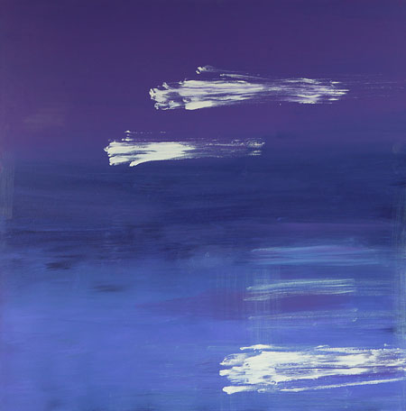 Lost Souls Series - Abstract 01 - Karla Higueros