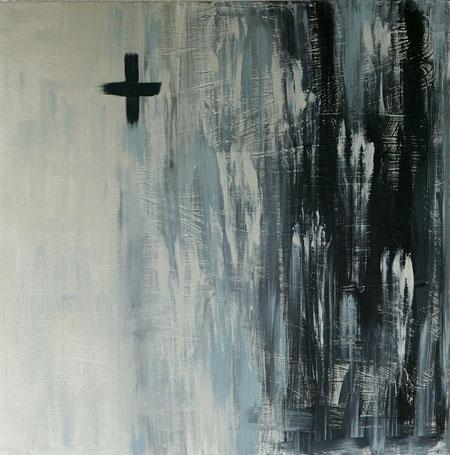 Lost Souls Series - Abstract 02 - Karla Higueros