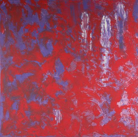 Lost Souls Series - Abstract 03 - Karla Higueros