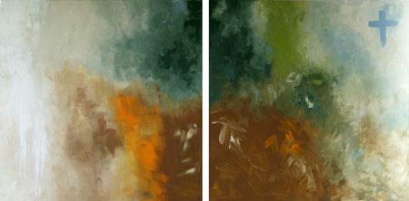 Lost Souls Series - Abstract 08 - Karla Higueros