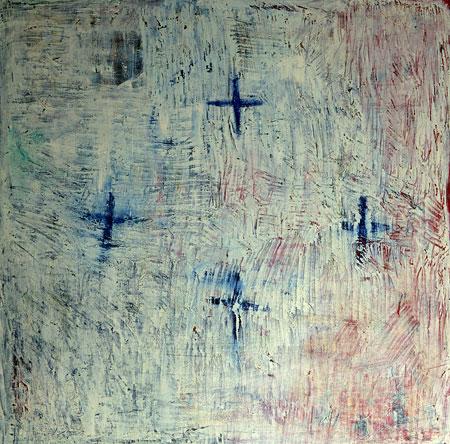 Lost Souls Series - Abstract 10 - Karla Higueros