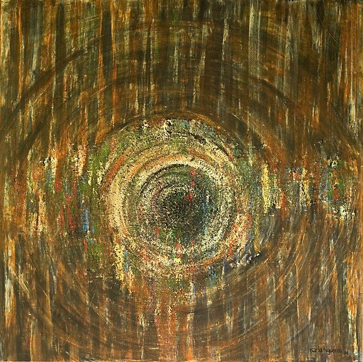 Enigmatic Visions series - Soul Seeker - Karla Higueros