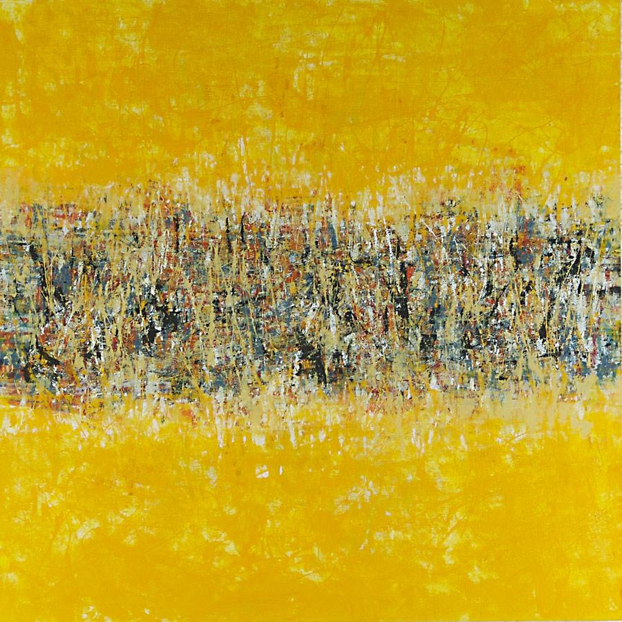 Interior series - Abstract 114 - Karla Higueros