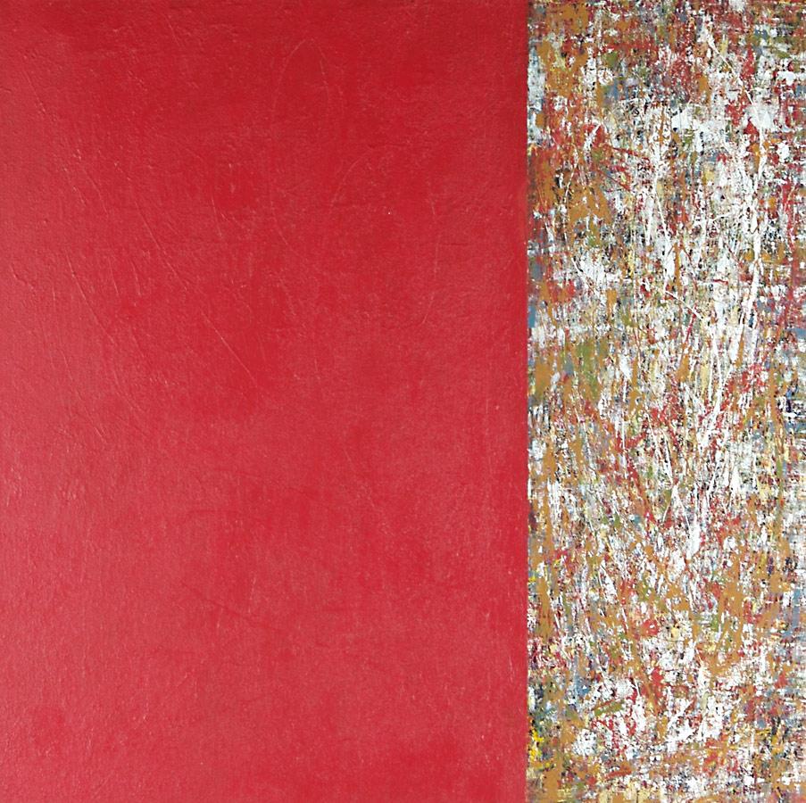 Interior series - Abstract 115 - Karla Higueros
