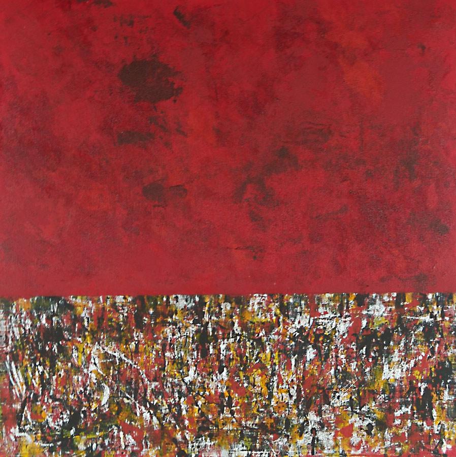 Interior series - Abstract 116 - Karla Higueros