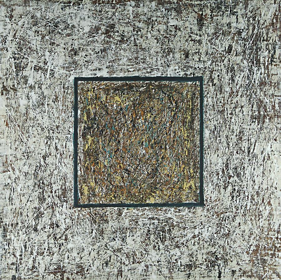 Interior series - Abstract 117 - Karla Higueros
