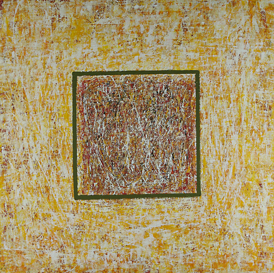 Interior series - Abstract 120 - Karla Higueros