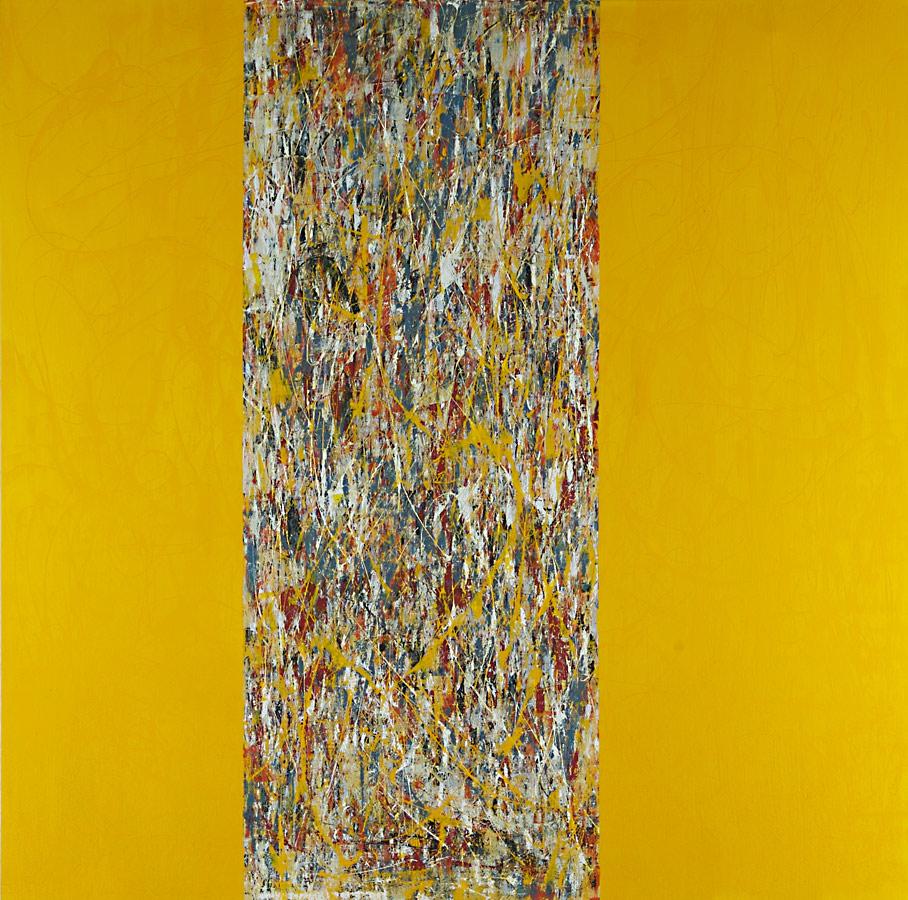 Interior series - Abstract 123 - Karla Higueros