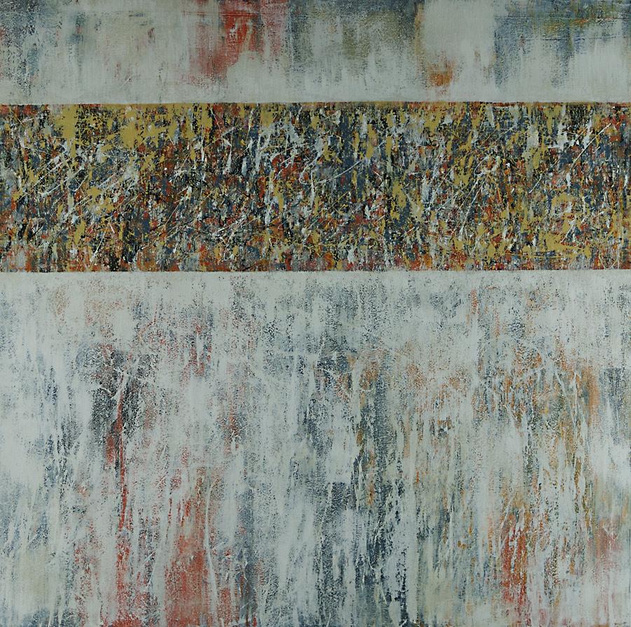 Interior series - Abstract 124 - Karla Higueros