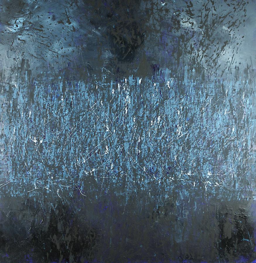 Interior series - Abstract 126 - Karla Higueros