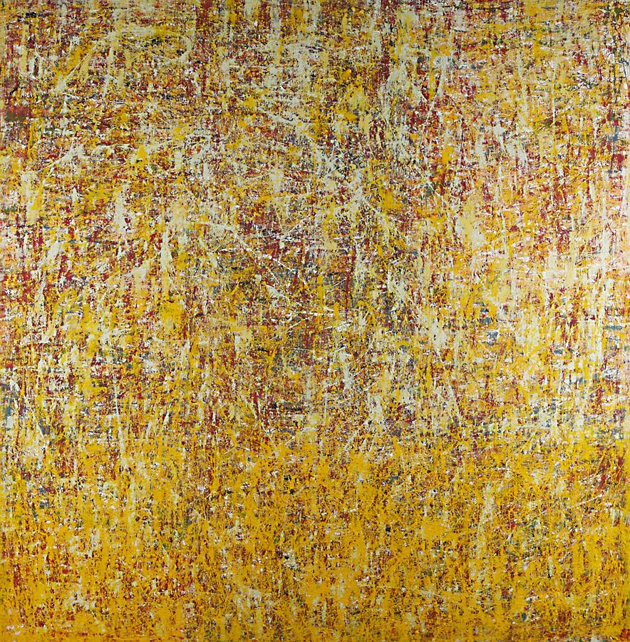 Interior series - Abstract 127 - Karla Higueros