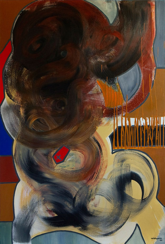 Ludivine series - Ganesh - Karla Higueros