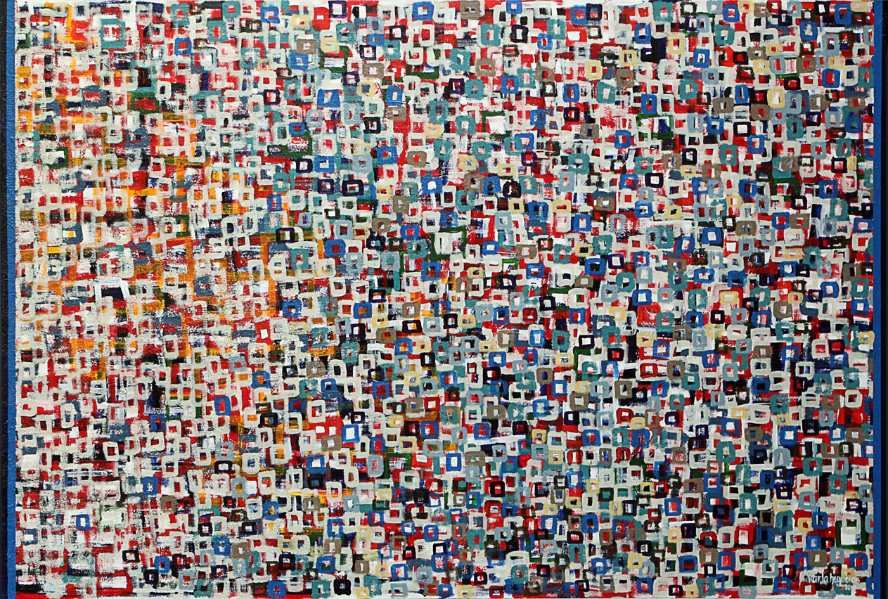 1000 Windows to Change series - A Thousand Windows to Change - Karla Higueros