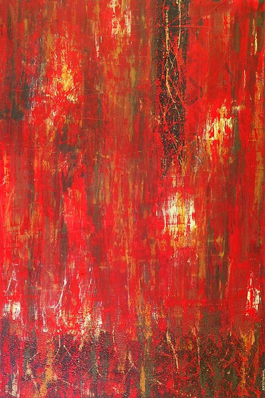 Mystikos y Arena series - Abstract 205 - Karla Higueros