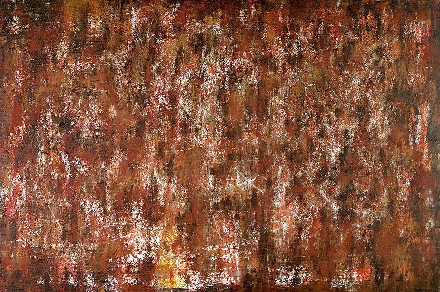 Mystikos y Arena series - Abstract 209 - Karla Higueros