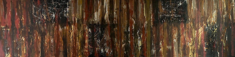 Mystikos y Arena series - Abstract 216 - Karla Higueros