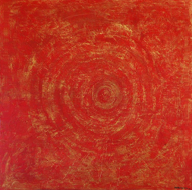 Mystikos y Arena series - Abstract 224 - Karla Higueros