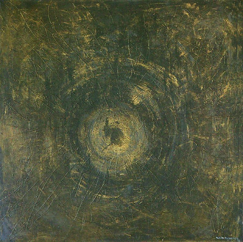 Mystikos y Arena series - Abstract 225 - Karla Higueros