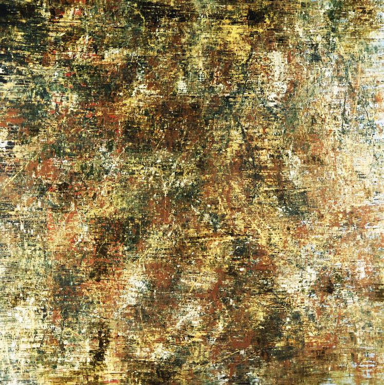 Saudade Dois series - Abstract 100 - Karla Higueros