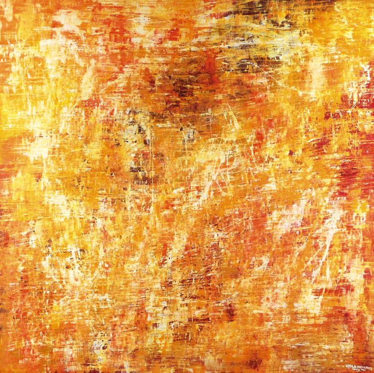 Saudade Dois series - Abstract 104 - Karla Higueros