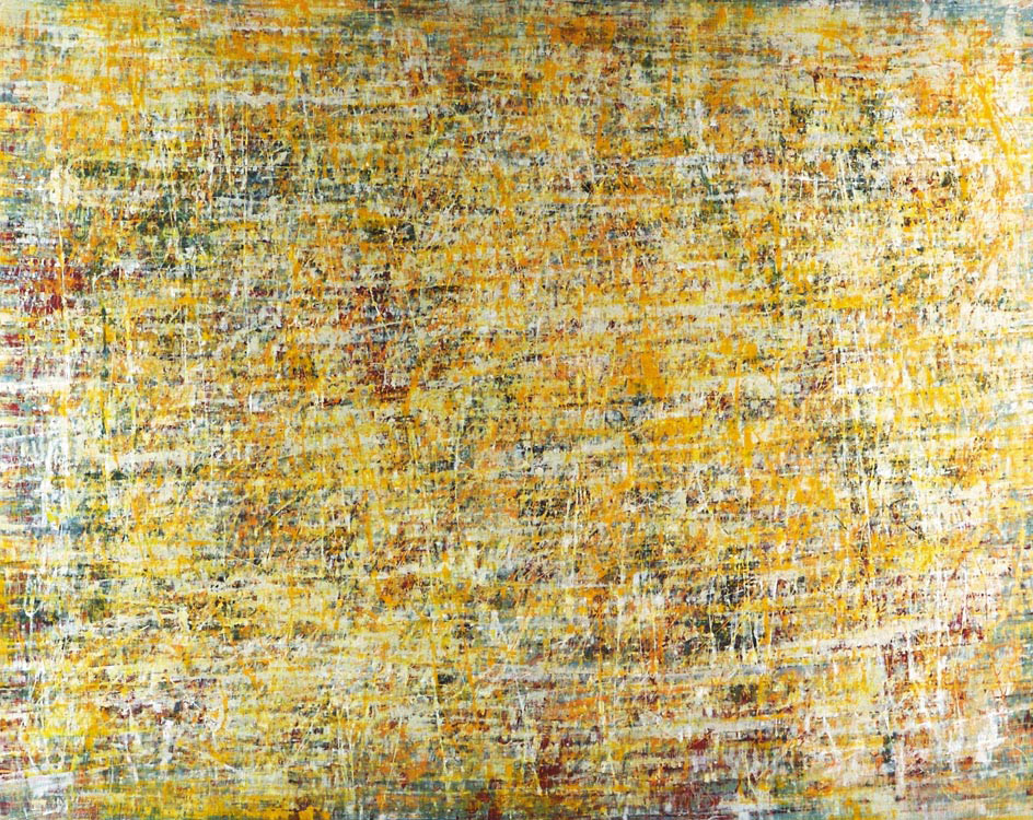 Saudade Dois series - Abstract 107 - Karla Higueros