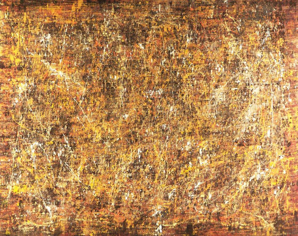 Saudade Dois series - Abstract 108 - Karla Higueros