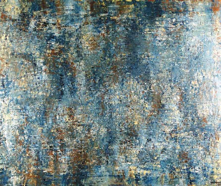 Saudade Dois series - Abstract 109 - Karla Higueros
