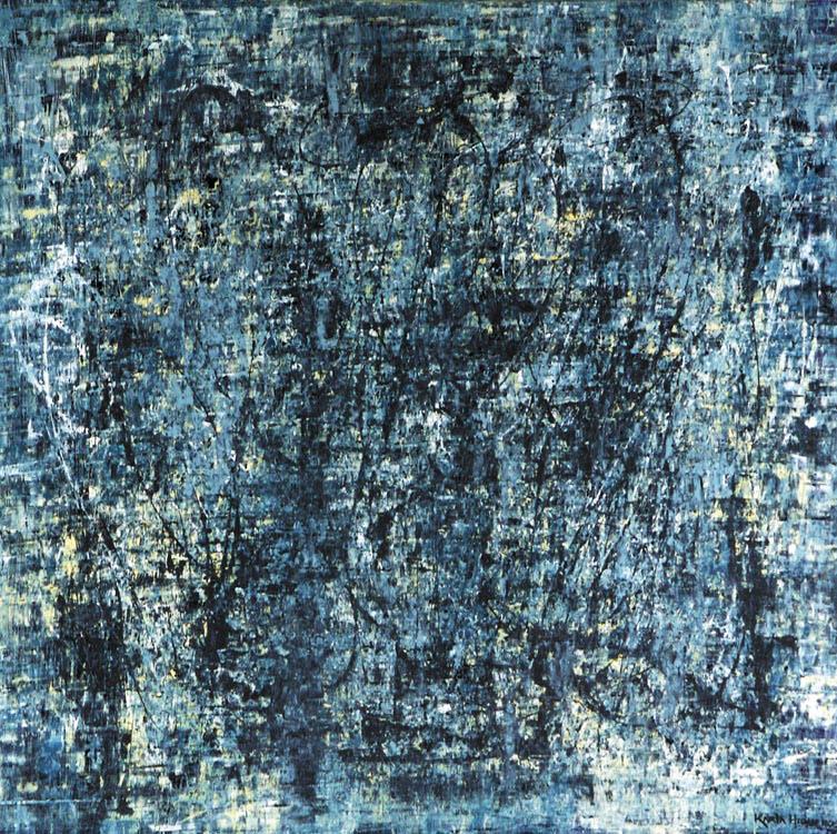 Saudade Dois series - Abstract 81 - Karla Higueros