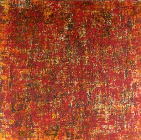 Saudade Dois series - Abstract 86 - Karla Higueros