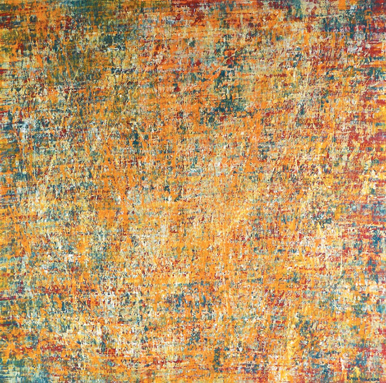 Saudade Dois series - Abstract 87 - Karla Higueros