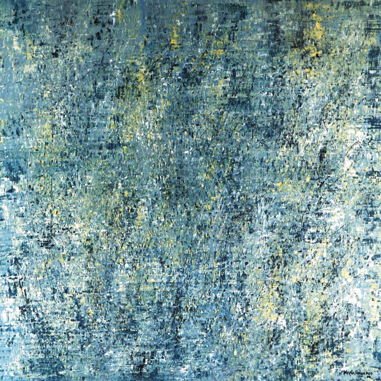 Saudade Dois series - Abstract 88 - Karla Higueros
