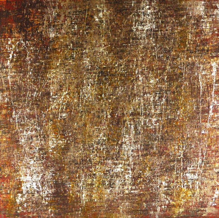 Saudade Dois series - Abstract 92 - Karla Higueros