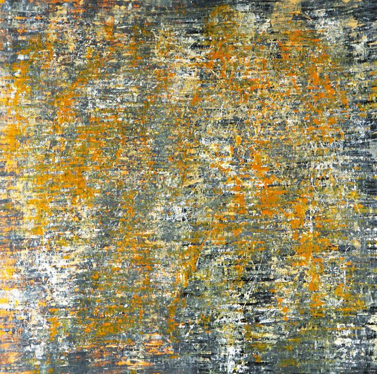 Saudade Dois series - Abstract 93 - Karla Higueros