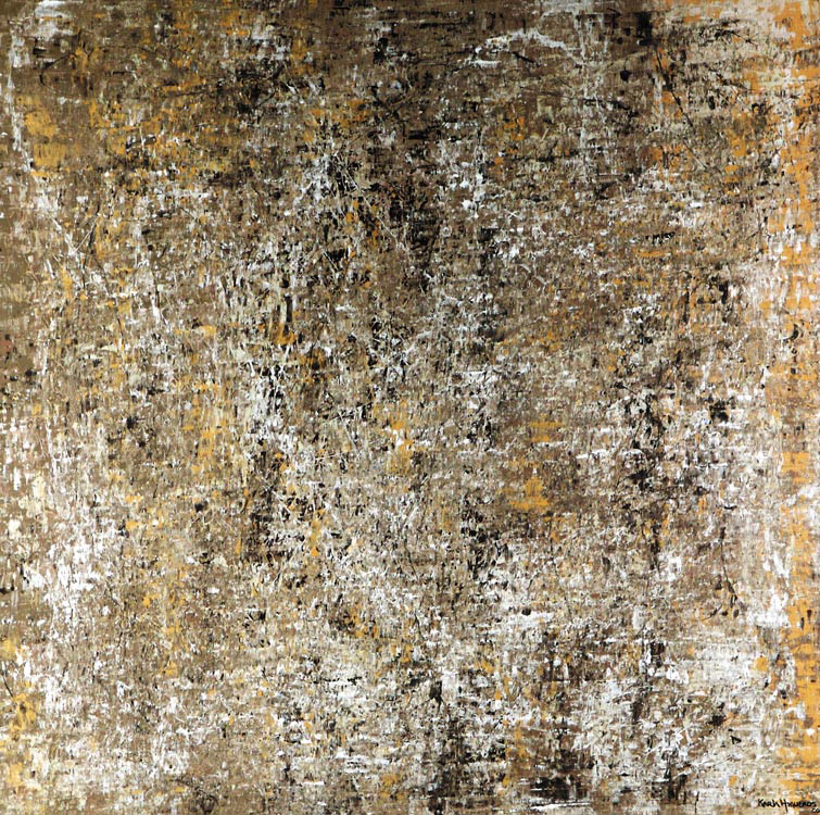 Saudade Dois series - Abstract 95 - Karla Higueros