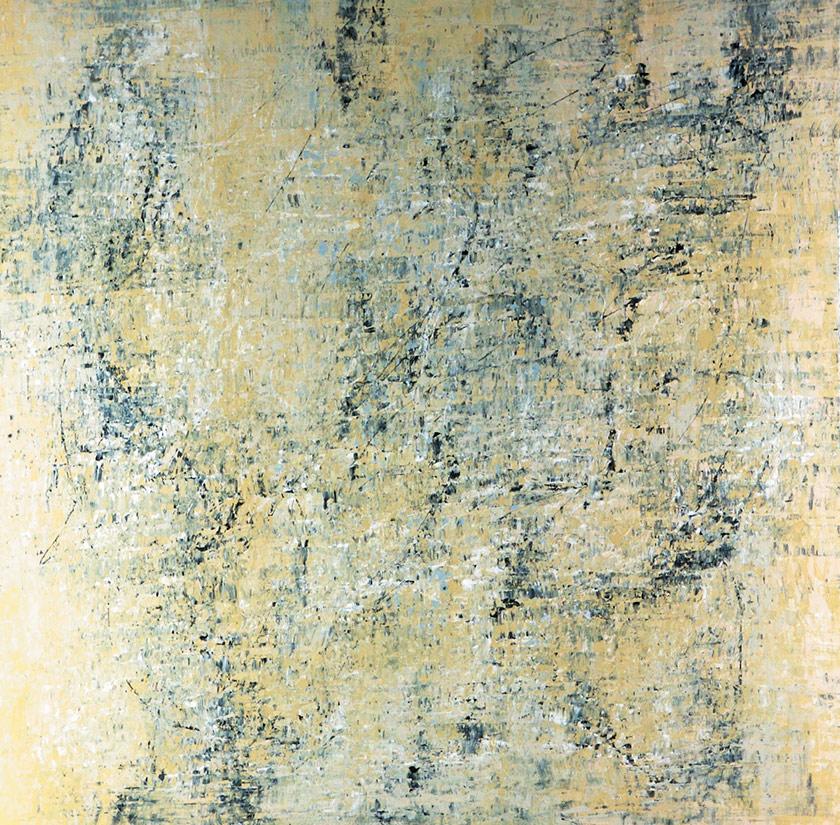 Saudade Dois series - Abstract 98 - Karla Higueros