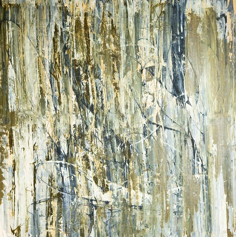 Saudade series - Abstract 22 - Karla Higueros
