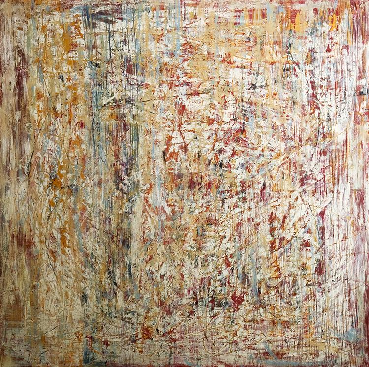 Saudade series - Abstract 24 - Karla Higueros