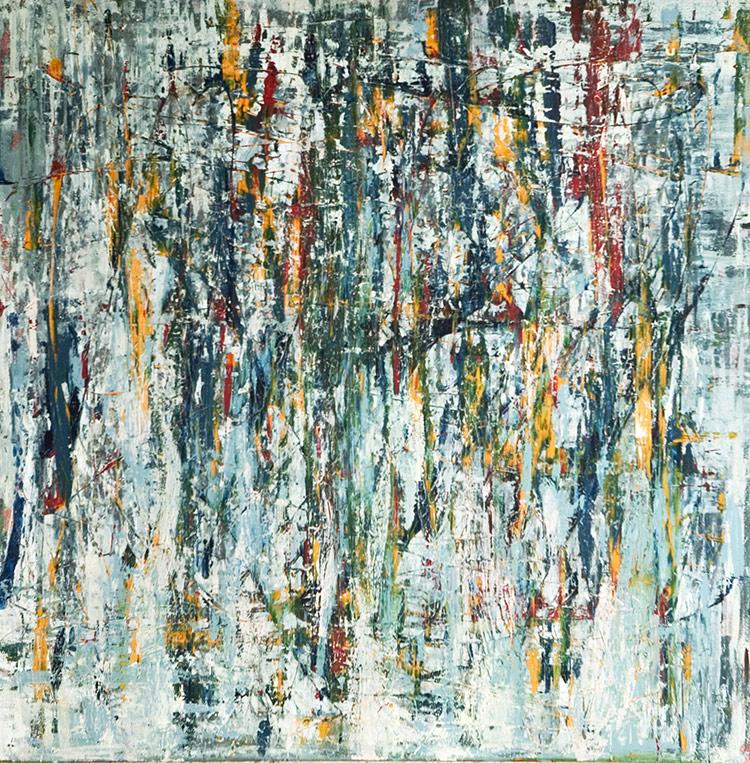 Saudade series - Abstract 25 - Karla Higueros