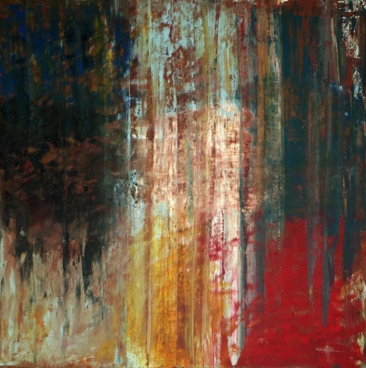 Saudade series - Abstract 28 - Karla Higueros