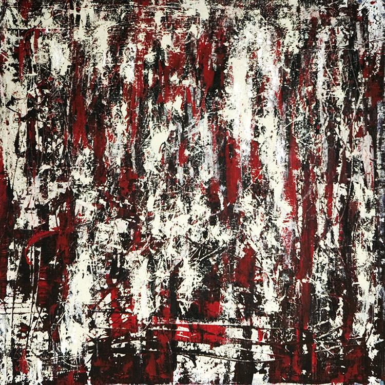 Saudade series - Abstract 31 - Karla Higueros