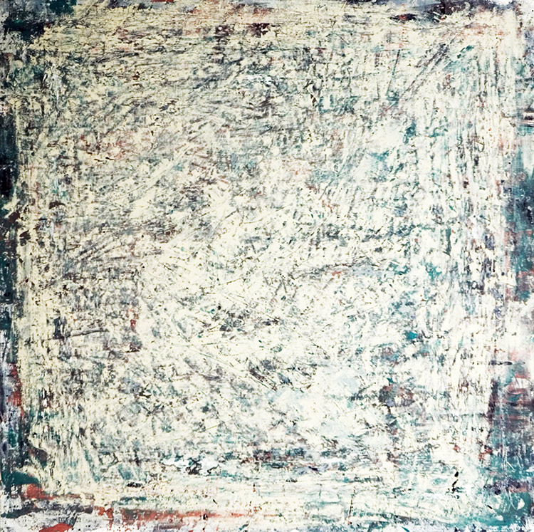 Saudade series - Abstract 38 - Karla Higueros
