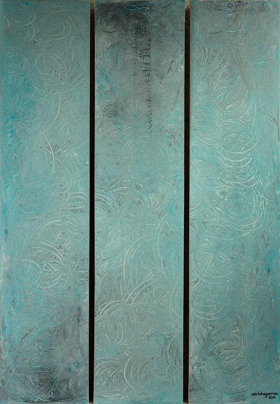 SeCuEnCia series - Abstract 707 - Karla Higueros