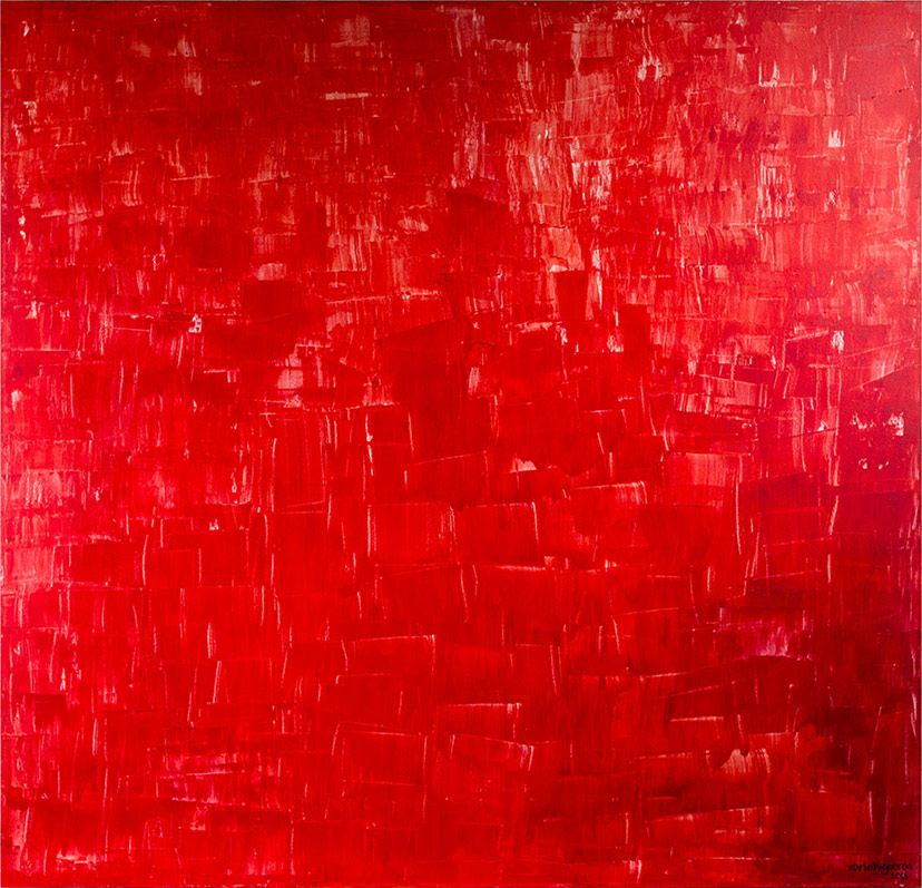 SeCuEnCia series - Abstract 708 - Karla Higueros