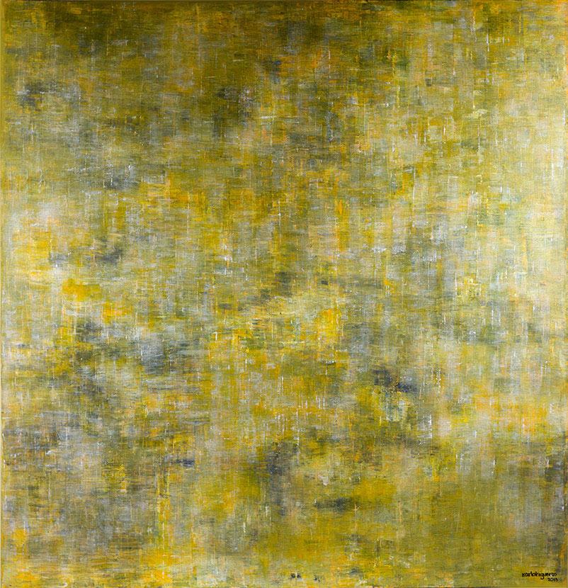 SeCuEnCia series - Abstract 709 - Karla Higueros