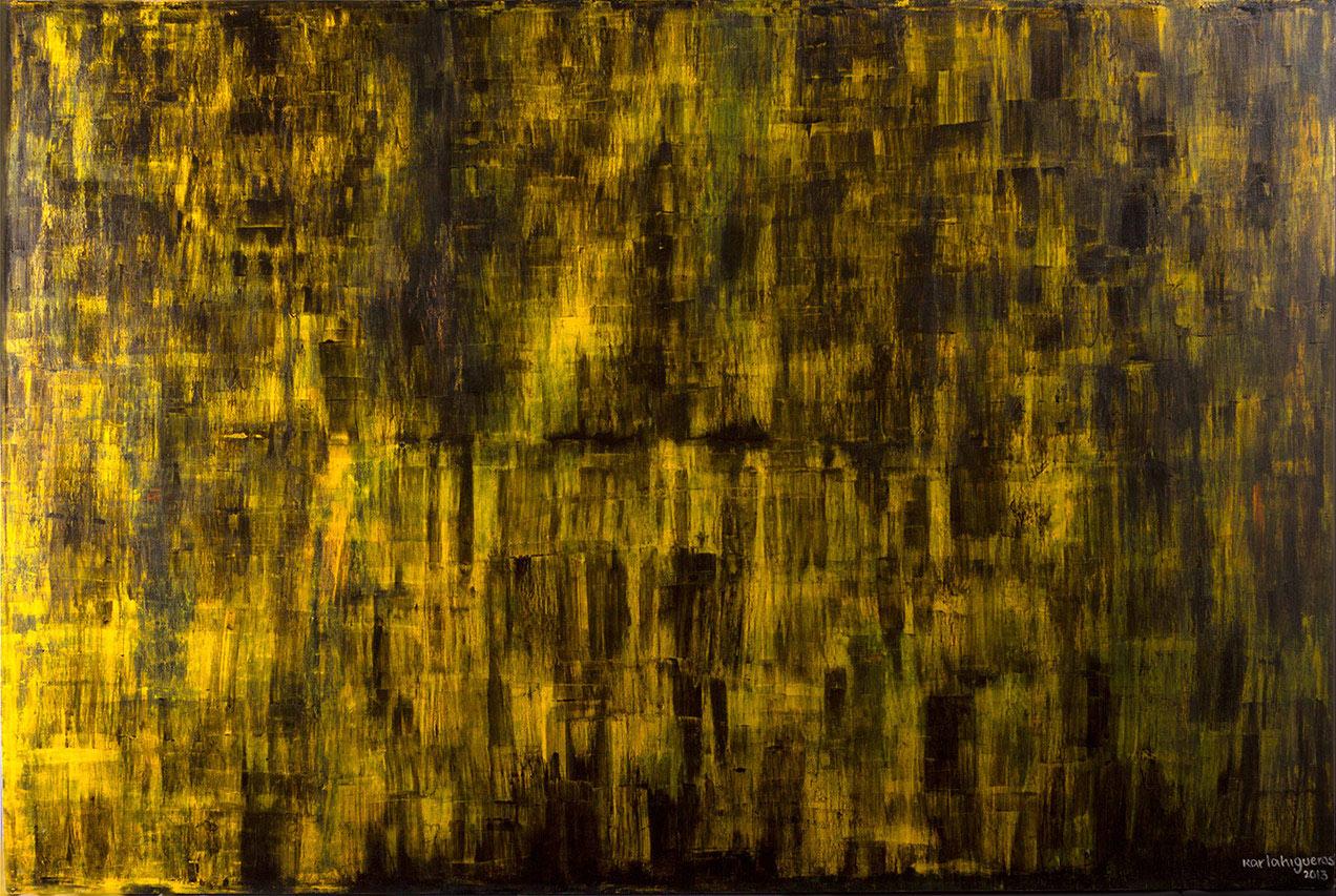 SeCuEnCia series - Abstract 718 - Karla Higueros