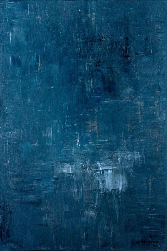 SeCuEnCia series - Abstract 725 - Karla Higueros