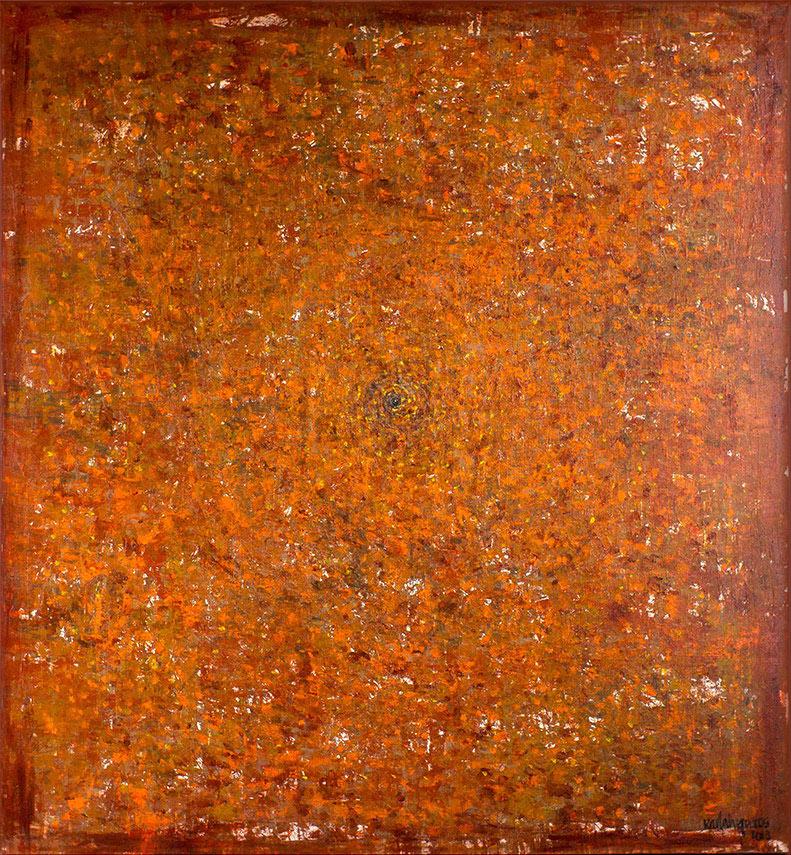 SeCuEnCia series - Abstract 733 - Karla Higueros