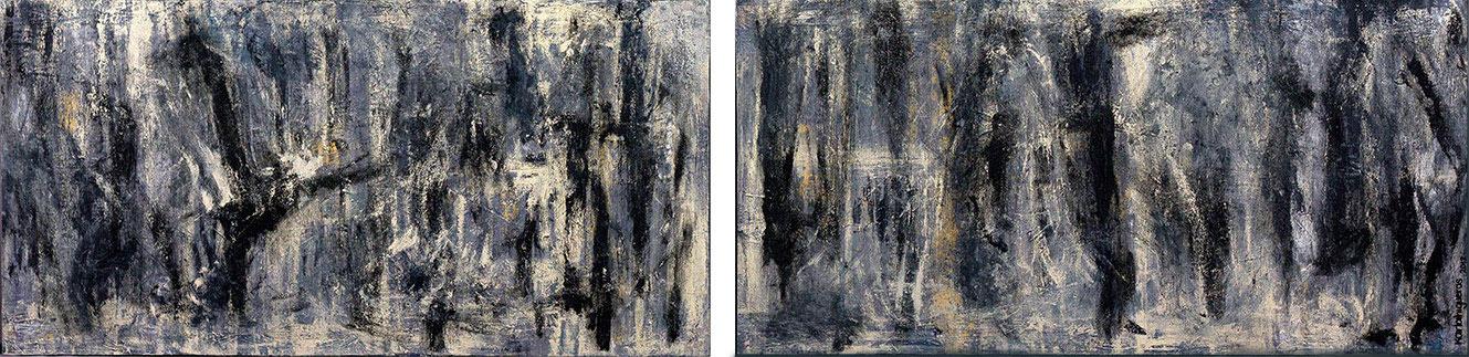 SeCuEnCia series - Abstract 734 - Karla Higueros