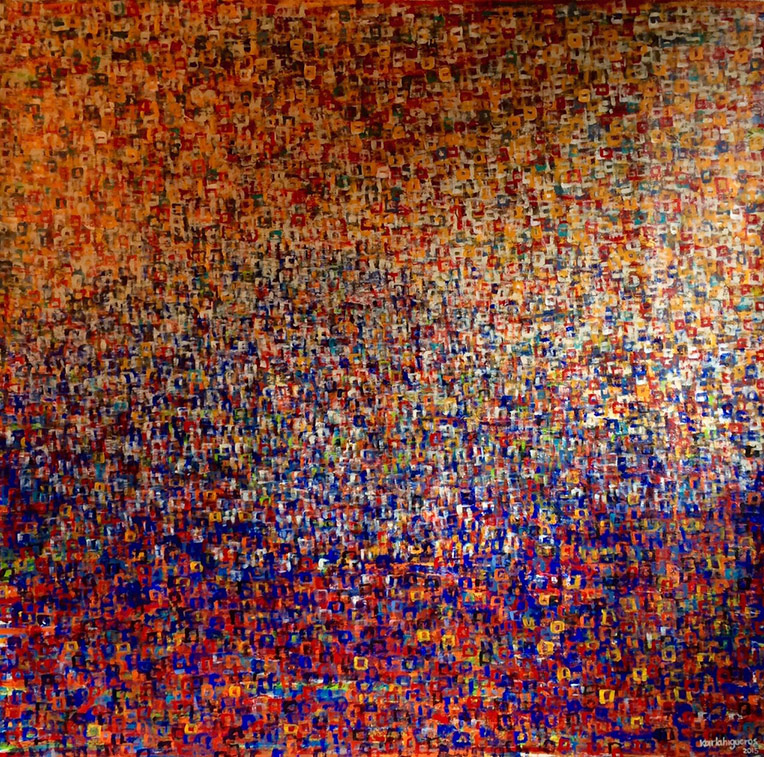 Shaping the Unbounded series - Windows of Hope - Karla Higueros