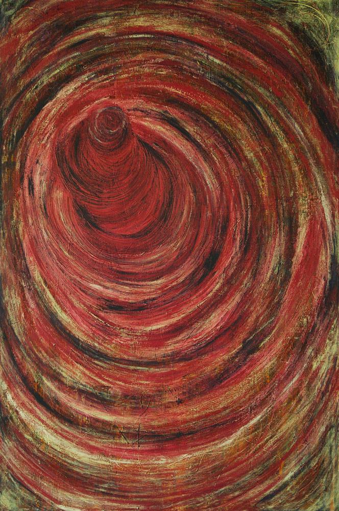 Vida x Circunstancias / Tiempo series - Abstract 301 - Karla Higueros